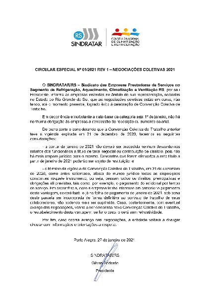 CIRCULAR ESPECIAL Nº 01 2021 REV1-1