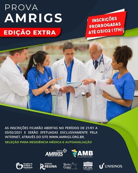 Prova AMB/AMRIGS