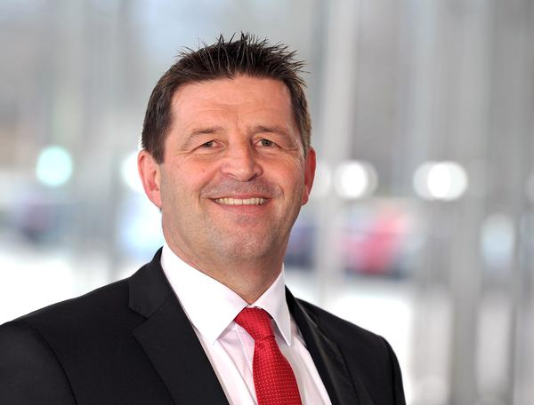 Jürgen Fischer, presidente do novo segmento Danfoss Climate Solutions