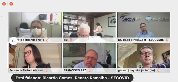 7ª Reunião Virtual do Conselho Multissetorial