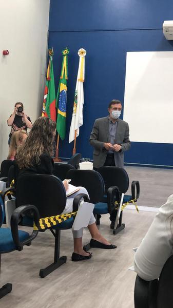 Reunião em Caxias do Sul