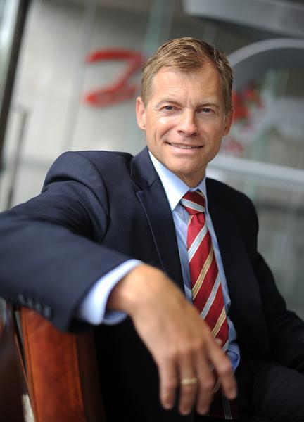 Kim Fausing, presidente e CEO da Danfoss