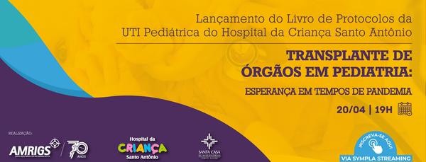 Transplante de Órgãos em Pediatria