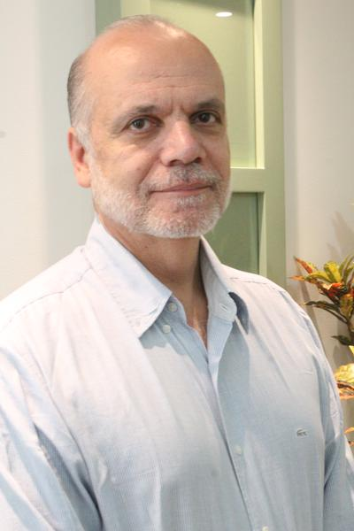 Presidente da Sociedade de Pediatria do Rio Grande do Sul, Sérgio Luis Amantea