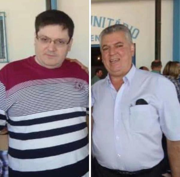 Luiz Carlos e-Leonardo Dallepiane