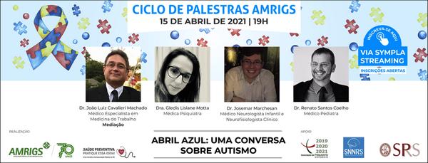 Ciclo de Palestras AMRIGS