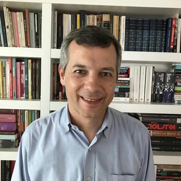 Presidente da Sociedade Gaúcha de Nefrologia, Dirceu Reis da Silva