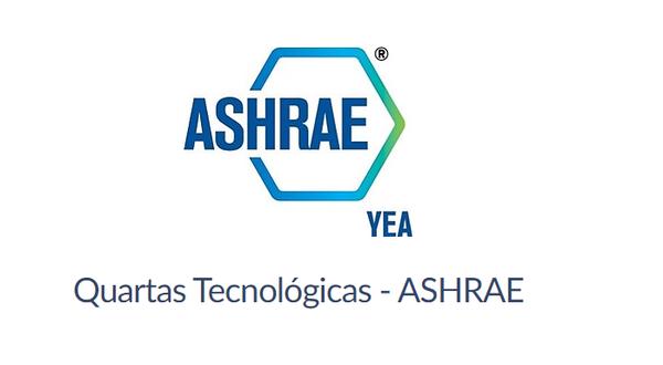 Quartas Tecnológicas - ASHRAE
