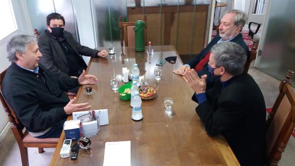 Reunião no SERGS