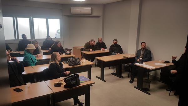 Reunião na CDL Sapiranga