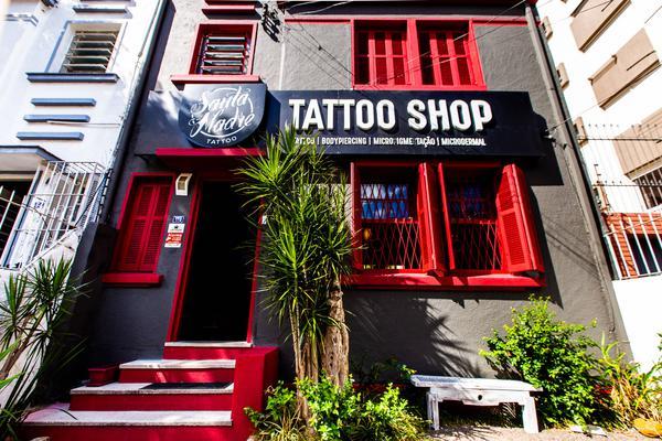 Tatuagem solidária