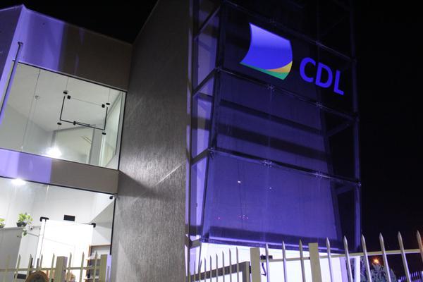 Sede da CDL em Taquara