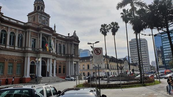 Porto Alegre será revisitada pelos moradores