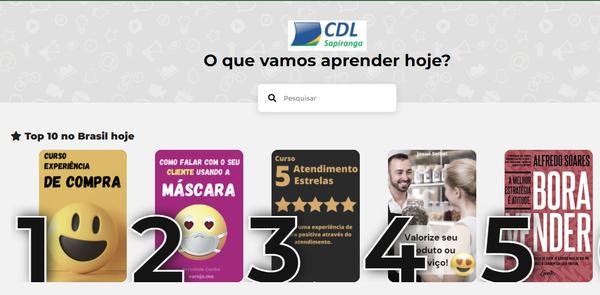 CDL Treina