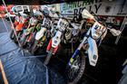Equipe competirá com sete pilotos neste fim de semana (Luciano Santos/DFotos)