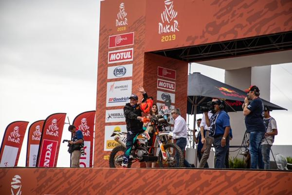 Aos 60, Berrocal retorna ao grid do Sertões no mesmo ano que fez o Dakar