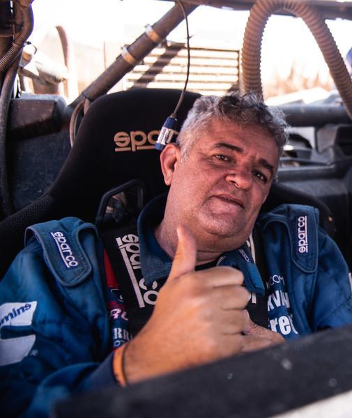 Solon Mendes: único cearense com sete títulos no Rally dos Sertões