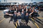 FD Rally Team foi premiada como Melhor Equipe do Sertões em 2016 e 2017 (Gustavo Epifânio/Fotop)