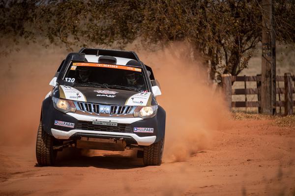 Dupla do Corinthians Rally Team cumpre objetivo da primeira etapa (Magnus Torquato/Fotop)