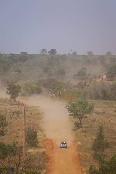Representantes do Maranhão levantaram poeira no primeiro dia (Fotop)