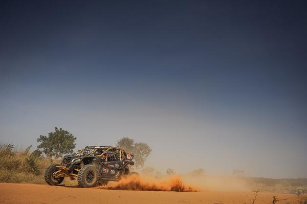 Após a segunda etapa, dupla da PXDs Rally Team sobe na classificação dos UTVs (Ricardo Leizer/Fotop)