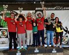 Keller/Ritter venceram as quatro etapas do campeonato nos UTVs (Divulgação)