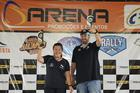 Fontoura/Minae venceram o Rally Rota Sudeste, na categoria (Nelson Santos Jr/PhotoAction)