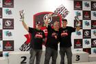 Diretores Weidner Moreira, Clayton Prado e Louviral Roldan (Wilson Caetano)