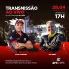 Live da SFI CHIPS com o piloto será amanhã (29), às 17h (Divulgação)
