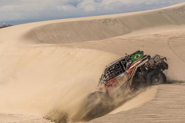 Luppi/Maykel vão desbravar, novamente, o deserto argentino em 2021 (Sanderson Pereira/Photo-S)