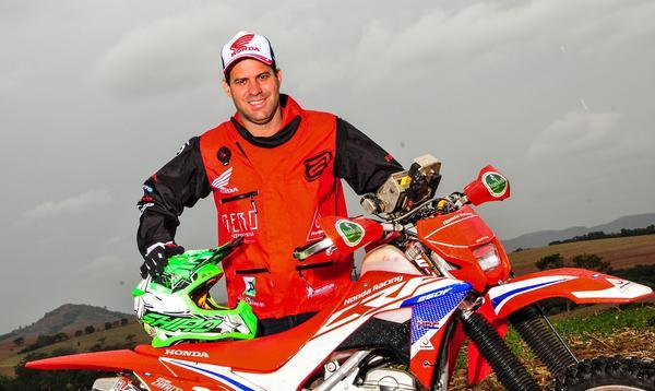 Novo piloto Honda Racing, Thiago Veloso, também irá de SHIRO (Idário Café/Mundo Press)