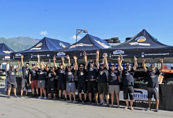 Território Motorsport: maior equipe do grid do SARR 2021 (Divulgação)