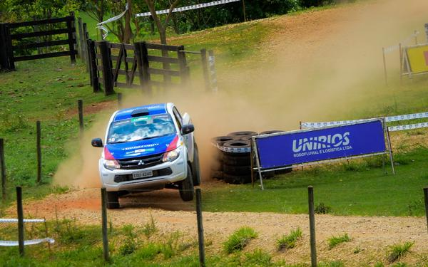Dupla da Território Motorsport competirá pela L200 Triton Sport R (FJS)