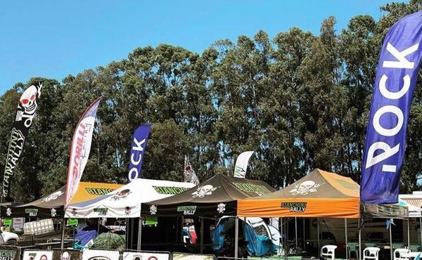Bianchini Rally disputará o rali, a partir de quinta-feira, com 4 motos e 7 UTVs (Divulgação)