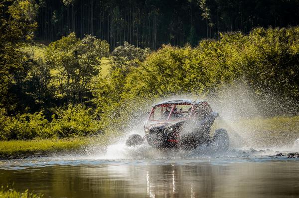 Edu Piano vence nos UTVs no primeiro dia do Rally Cuesta Off-Road