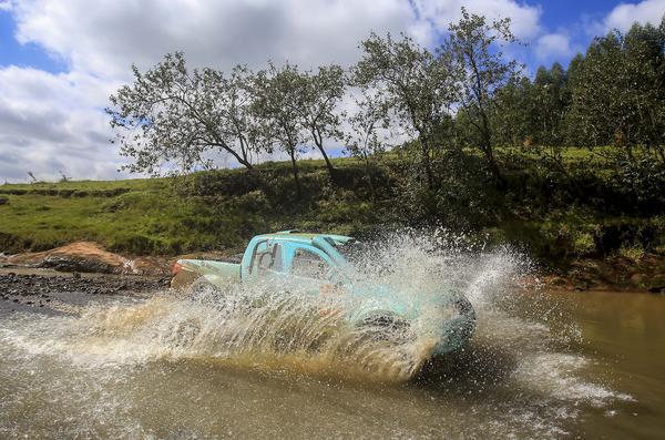 Rally Cuesta Off-Road: Glauber Fontoura/Minae Miyauti fecham o sábado em 2º na Pró Brasil