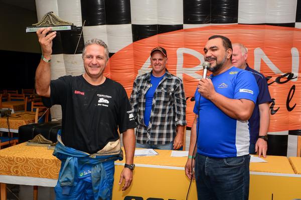 Edu Piano é Campeão nos UTVs do 11º Rally Cuesta Off-Road
