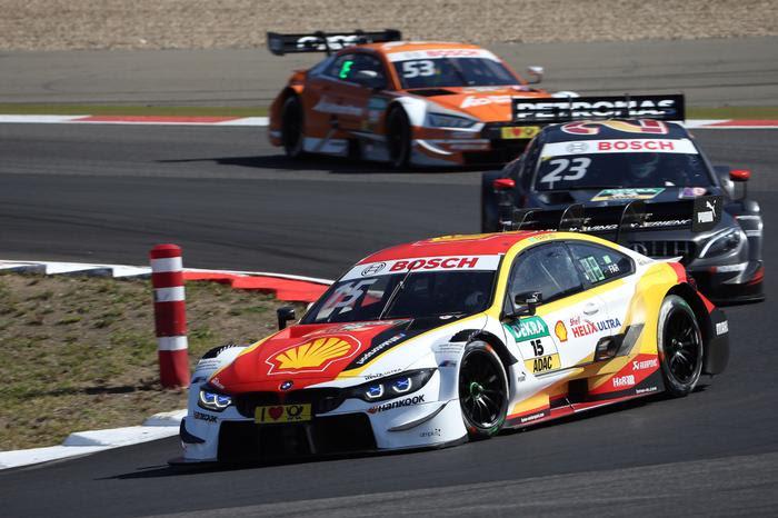 Rodada dupla em Nürburgring finalizou a oitava etapa do DTM 2018 BMW Motorsport