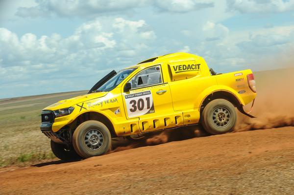 Marcos Baumgart e Kleber Cincea venceram o Rally Minas Brasil em MG (Doni Castilho)