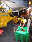 Trazendo maior segurança nos abastecimentos durante as provas (Foto: Divulgação)