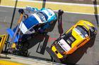 Pilotos da Hot Car apostam em corridas malucas neste domingo (Foto: Vanderley Soares)