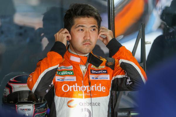Rafael Suzuki (Foto: Vanderley Soares)