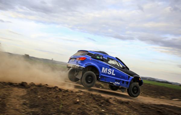 Piloto fará dupla com o experiente Deco Muniz na FD Rally Team (Foto: Luciano Santos/SiGCom)