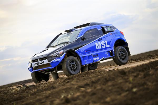 Novo carro, nova equipe e novo navegador (Foto: Luciano Santos/SiGCom)