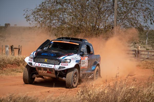 Mauro Guedes e Filipe Bianchini foram os mais rápidos do 2º dia na classe T1 BR (Fotop)