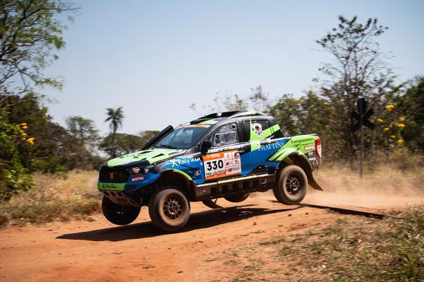 X Rally Ranger #330 T1 Brasil || Fernando Rosset/Fabrício Bianchini (Fotop)
