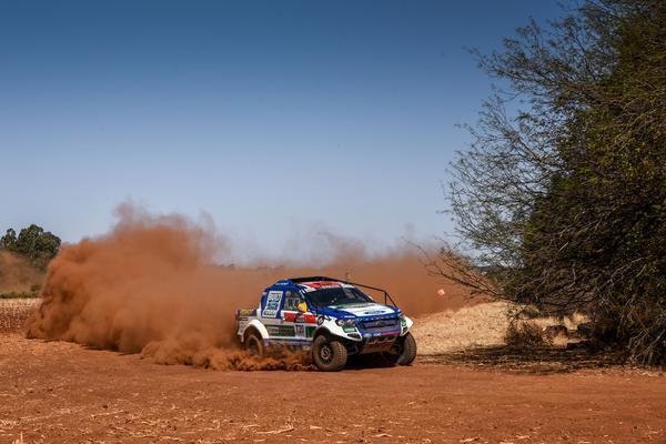 Dupla da X Rally Team competiu pela equipe NWM Motorsports (Foto: Colin Mileman/Mileman Media)