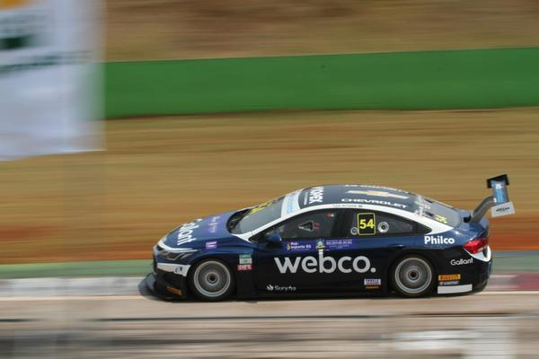 Tuca Antoniazi, Chevrolet Cruze #54, Hot Car Competições (Vanderley Soares)