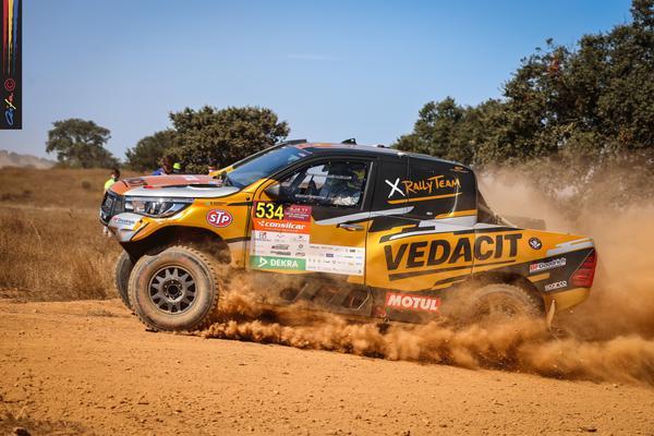 Equipe X Rally Team, Toyota Hilux IMA 2020 by Overdrive (Divulgação)