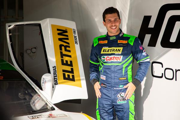 Pietro Rimbano, Hot Car New Generation, Stock Light (Duda Bairros)